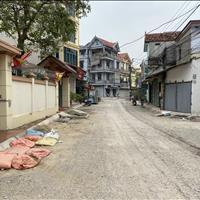 Cần tiền bán 45m2 lô góc hai mặt thoáng Đông Dư, Gia Lâm