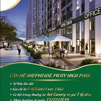 Bán Shophouse dự án Pi City Quận 12, 100m2, sở hữu lâu dài, giá chỉ từ 55 triệu/m2