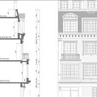 Bán nhà phố Porte De Ville vị trí vàng thiết kế kiểu Pháp 5 tầng có thang máy