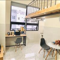Cho thuê căn hộ quận Tân Bình 30m2 full nội thất giá rẻ, ở liền