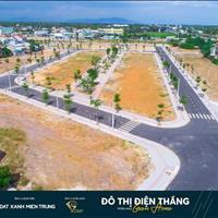 Đất nền DHTC- trạm thu phí Điện Bàn sổ đỏ từng lô, chỉ từ 13 triệu/m2, hạ tầng 100%