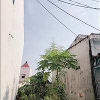 Bán lô đất hẻm Nguyễn Duy Cung, phường 12, Gò Vấp, 4 x 12,6m, 44m2