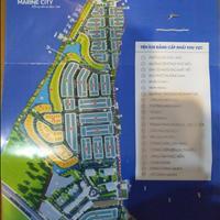 Bán lô đất nền A3.43 dự án Marine City, xã Phước Tỉnh, Long Điền, Bà Rịa Vũng Tàu, giá đầu tư