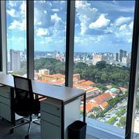 Văn phòng cho thuê tại tầng 25 - Lim Tower Quận 1, Hồ Chí Minh