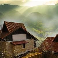 Bán biệt thự trên núi tại Sapa - đủ sổ đỏ, nội thất chiết khấu 22.5%
