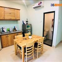 Cho thuê căn hộ đẹp lung linh 1 phòng ngủ, 1 phòng khách full nội thất ngay Quang Trung Gò Vấp