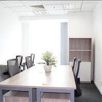 Standard private office 4-8 people at Vincom Dong Khoi, best workplace, fully furnished
