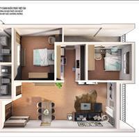 Bán chung cư 33,7 triệu/m2, giá bán 2,7 tỷ (2 phòng ngủ), PHC 158 Nguyễn Sơn