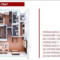 Chính chủ đi Úc bán căn 04 dự án PHC 158 Nguyễn Sơn, 74m2, 2 phòng ngủ, 2 wc thương lượng