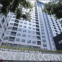 Cần bán gấp căn hộ Sơn Trà Ocean View 1 phòng ngủ, tầng cao giá tốt