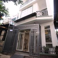Bán nhà hẻm 1 trục Phạm Văn Chiêu, phường 14, Gò Vấp, 5 x 9,5m, 1 trệt, 3 lầu mới đẹp 100%
