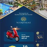 Sở hữu căn hộ ngay trung tâm Quận 2 - Victoria Village - Tặng xe Vespa Sprint ABS Led