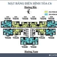 Bán chung cư D' Capitale Trần Duy Hưng, căn 2 phòng ngủ, vị trí đẹp, tầng đẹp