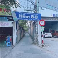 Nền thổ cư hẻm 68 đường 3/2 phường Hưng Lợi - 5 x 27m - giá 2,9 tỷ