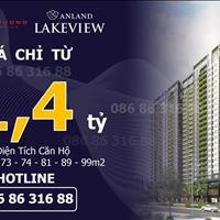 Anland Lakeview chỉ từ 1,4 tỷ/căn hộ - Suất ngoại giao trực tiếp từ chủ đầu tư