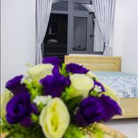 Cho thuê căn hộ full nội thất đường 21 phường 8 Gò Vấp có ban công có máy giặt riêng
