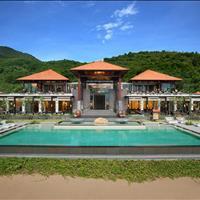 Bán biệt thự sở hữu lâu dài, trực diện biển trên vinh Lăng Cô - Huế, 40 căn duy nhất