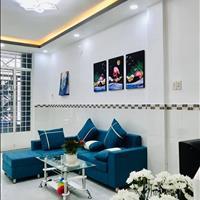 Bán nhà 2 mặt hẻm Chu Văn An 55m2, phường 12 Bình Thạnh, giá 5.4 tỷ