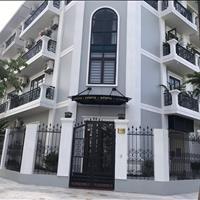 Bán liền kề căn góc 112m2 xây dựng 4 tầng mặt đường Nguyễn Xiển, quận Hoàng Mai, Hà Nội