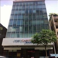 Bán nhà mặt phố Nguyễn Hoàng - Mỹ Đình 1, 140m2, 8 tầng, 40 tỷ, cho thuê 180 triệu/tháng