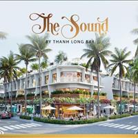 Shophouse nhà phố 2 mặt tiền biển - Thanh Long Bay - sở hữu vĩnh viễn – ngân hàng hỗ trợ 70%