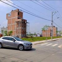 Bán gấp 2 lô đất thổ cư trung tâm thị trấn Bến Lức, 770 triệu, có sổ hồng riêng