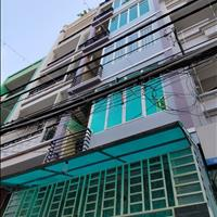 Bán gấp trước tết nhà Phạm Văn Hai Tân Bình, hẻm xe hơi, 50m2, 5 tầng