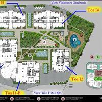 Bán căn hộ 2 phòng ngủ Iris Garden Mỹ Đình cạnh sân vận động Quý 1 bàn giao nhà giá dưới 2 tỷ