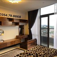 Kẹt tiền cần thanh lý căn 1 phòng ngủ - Tầng 5 - Để lại toàn bộ nội thất gỗ - Bao sang tên