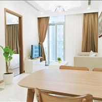 Cho thuê căn hộ cao cấp full nội thất có ban công ngay Hoàng Diệu, quận 3