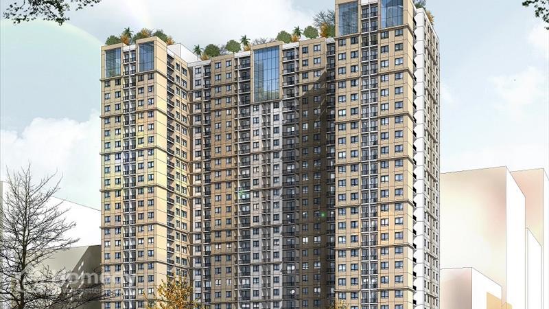 Dự án NHS Phương Canh Residence Hà Nội - ảnh giới thiệu