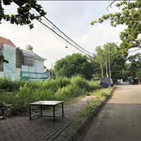 Cần bán gấp lô đất 100m2 khu dân cư Phú Lợi quận 8, đường 12m, sổ hồng, xây tự do 1.2 tỷ