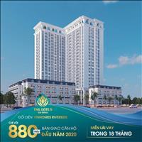 Chung cư Long Biên, căn hộ cao cấp view và thiết kế cực đẹp 2 phòng ngủ +1, 84m2
