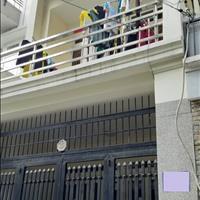 Bán nhà hẻm 22 đường số 21, phường 8, Gò Vấp, 4 x 13,2m, 1 trệt + 1 lầu, hẻm 4m