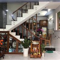 Bán nhà 1 trệt 1 lầu, sổ hồng riêng, hẻm 4m Nguyễn Ảnh Thủ, 1 tỷ 430 triệu/52m2, gần chợ Bà Điểm