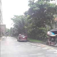 Bán đất quận Bình Thạnh, 90m2 mặt tiền Nguyễn Văn Thương, 25, sổ hồng riêng, thổ cư 100%