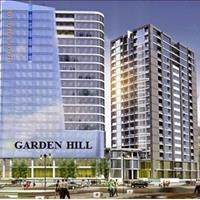 Cho thuê mặt bằng kinh doanh thương mại tại tầng 1, 2, 3 tòa nhà Garden Hills