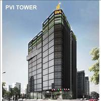 Cho thuê văn phòng hạng A, tòa nhà PVI 168 Trần Thái Tông (Phạm Văn Bạch), Cầu Giấy, Hà Nội