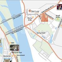 Cho thuê chung cư cao cấp Berriver Long Biên, 2 phòng ngủ, đầy đủ nội thất 14 triệu/tháng