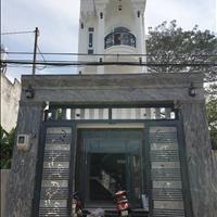Biệt thự 4x25m, 2 lầu gần ngã 4 Giếng Nước Trần Văn Mười Hóc Môn sân xe 7 chỗ đường thông 6m xe tải