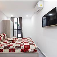 Căn hộ mini cao cấp Bình Thạnh 30m2, thang máy, bảo vệ, nội thất cao cấp, sang trọng, mặt tiền