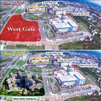 Bán căn hộ West Gate - An Gia, 2 phòng ngủ 900 triệu, mặt tiền Nguyễn Văn Linh, mua là lời
