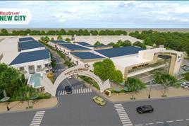 Redstar New City Đá Bạc