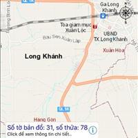 Chính chủ cần bán 2 lô đất sào giá rẻ thành phố Long Khánh, mua bán trực tiếp với chủ đất