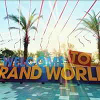 Cần tiền bán gấp Condotel Grand World Phú Quốc