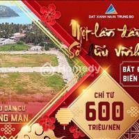 Chỉ 600 triệu mua đất, sổ đỏ trao tay tặng ngay vàng 9999 - niềm vui nhân đôi