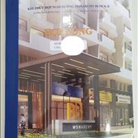 Bán căn hộ Monarchy 2 phòng ngủ, giá rẻ, diện tích lên đến 85m2 sở hữu sổ lâu dài