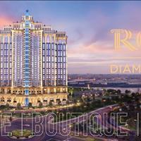 Thanh toán chỉ 50%  sở hữu ngay căn hộ phong cách La Mã - Rome by Diamond Lotus