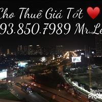 Chính chủ cho thuê gấp CH vừa hoàn thiện full đồ - view thành phố đẹp - 12.1 triệu, LH Mr. Lee