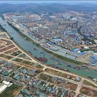 Bán lô đất góc ngay cổng cảng Thành Đạt, giá cực êm, cực tiềm năng